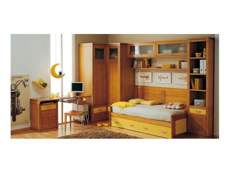 Colección Dormitorios Juveniles  Anfe Muebles - Fábrica ...
