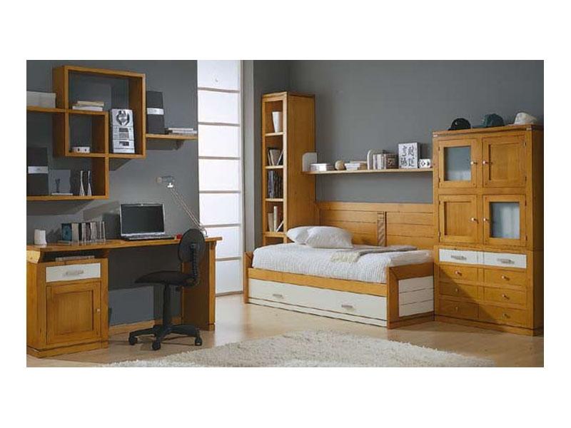 Colecci n dormitorios juveniles anfe muebles - Fabricantes de dormitorios juveniles ...
